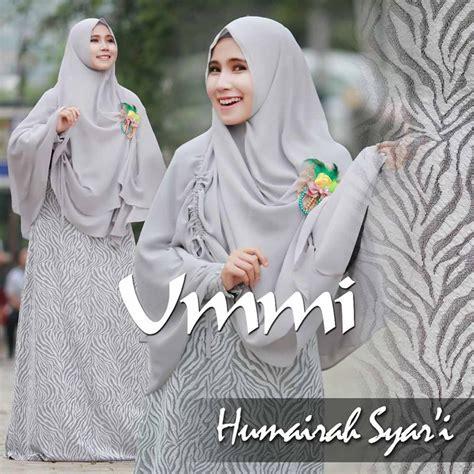 Busana Muslimkerudunghijabjilbab Khimar Syari Landra busana muslim koleksi terbaru