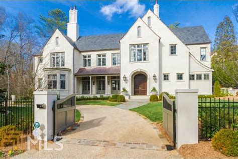 atlanta million dollar luxury estate homes for sale