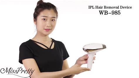 pulsed light hair removal ipl pulsed light laser epilator permanent painless hair