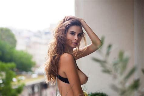 Erotic Alexandra Zimny By C Line Andr A Editorials Fashion Trends