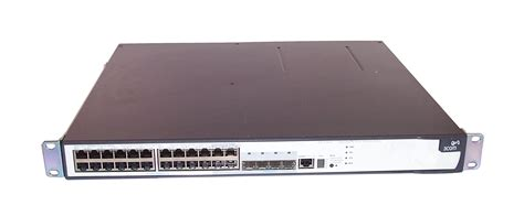 Switch Hub 24 Port Gigabit 3com 3com 3cr17250 91 3cr17254 91 superstack 4 5500g ei 24 port