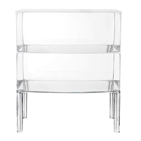 Commode Kartell by Kartell Ghost Buster Commode Ambientedirect