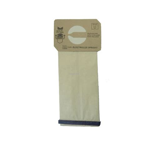 Ac Electrolux 1 2 Pk Second 100 replacement electrolux type u bags 138fpc