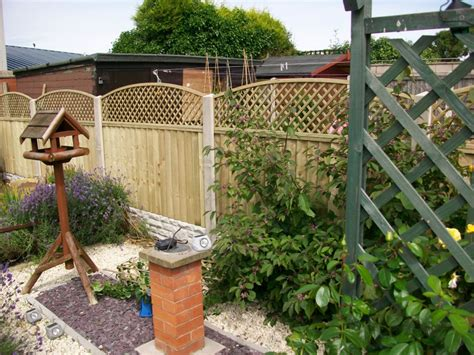 trellis arch top arch top trellis bentinck fencing