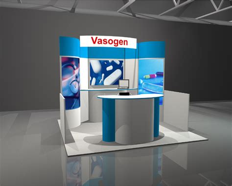 booth design canada edge custom displays exposystems canada exhibits and