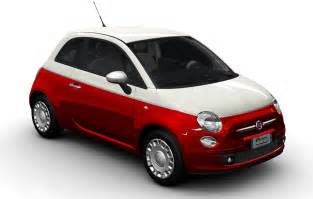 Fiat At Fiat 500 Bicolore Debuts At Bologna Motor Show