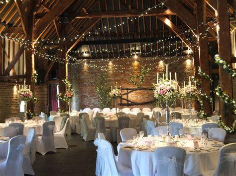 christmas wedding venues kent