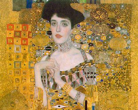 Klimt La by Klimt Gustave