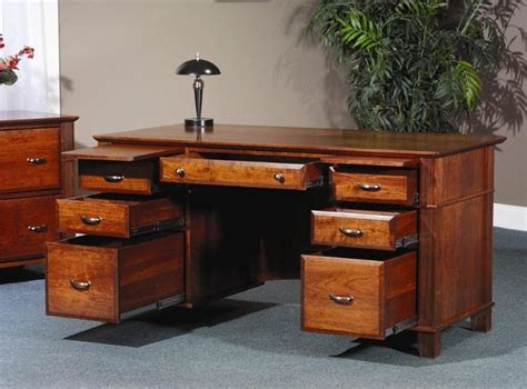 executive wood desk rooms