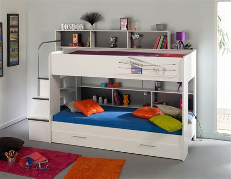 kids beds sleepiq kids 30 space saving beds for small rooms