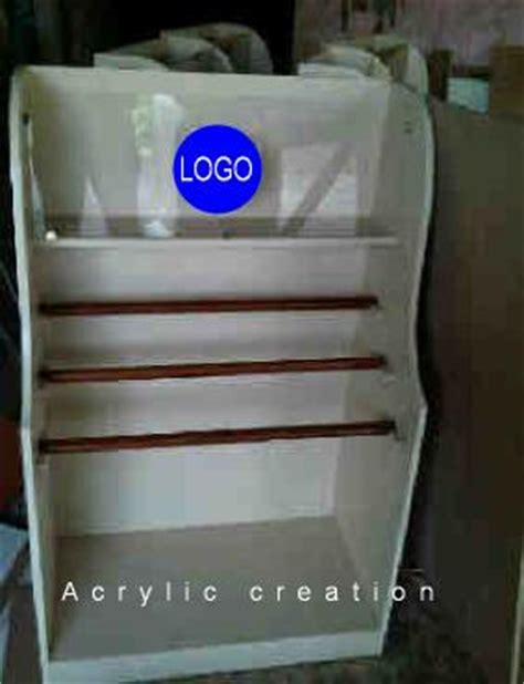 Acrylic Tempat Majalah category rak koran majalah acrylic akrilik acrylic