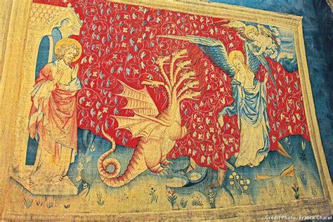 Tapisserie Angers by Tapisserie D Angers La Tenture De L Apocalypse D 233 Tours