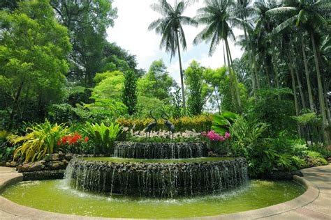 Orchard Road Hotels Grand Park Orchard Singapore In Botanical Garden Singapore