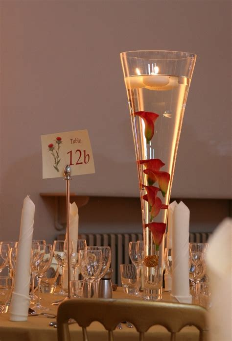 Trumpet Vase Centerpieces by The 25 Best Trumpet Vase Centerpiece Ideas On