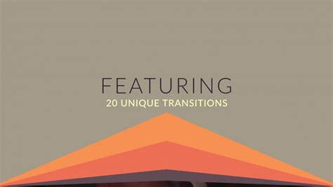 after effects transitions templates flux flat transition matte pack after effects template