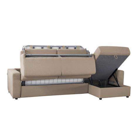 canap駸 tissu canap 233 d angle convertible r 233 versible en tissu coton pas