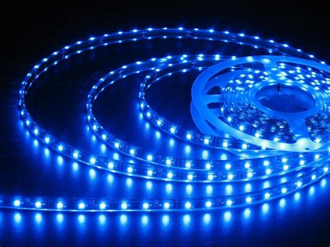 Led Strips Lights Mss 3528b 30a Smd3528 Blue Led Strip 30pcs M Micled
