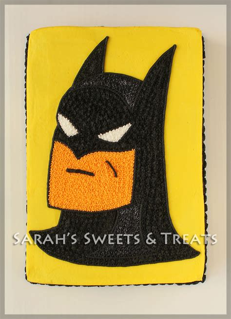 batman cake sarahs sweets treats