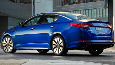 Kia Optima used review   2011 2014   CarsGuide