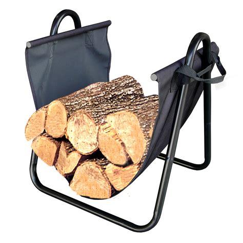 pit log holder outdoor