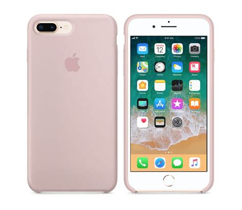 apple iphone    silicone case pink sand creighton ijay store