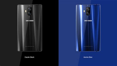 Doogee Mix Lite Ram 2gb Rom 16gb doogee mix lite announced with 5 2 quot display and dual 13mp