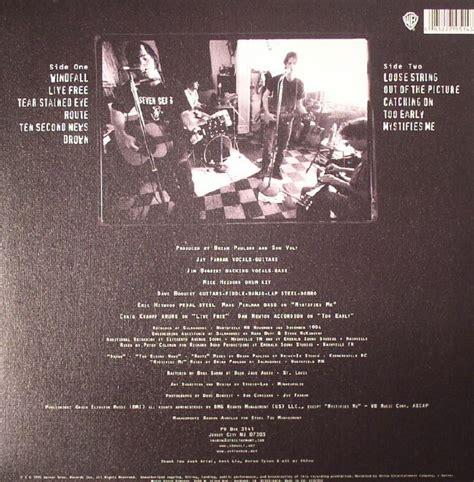 son volt wide swing tremolo 新旧お宝アルバム 57 trace son volt 1995 ラジオ番組企画 制作 音楽全般の