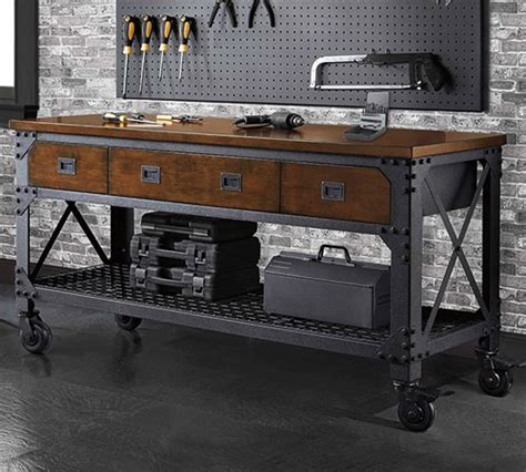 costco tool bench buyers picks 299 99 whalen metal and wood 72 l