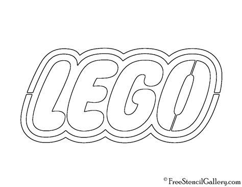 lego logo template lego logo stencil free stencil gallery
