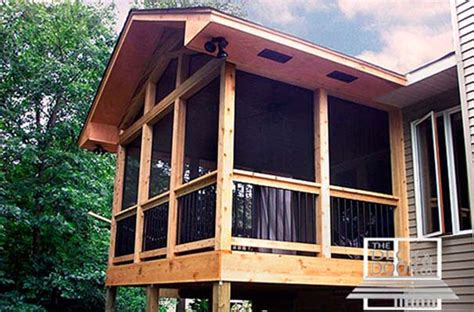 how to build screen porch studio design gallery