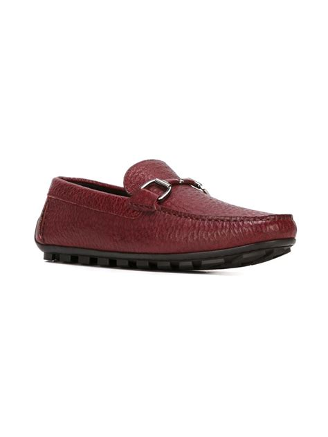 zegna shoes lyst ermenegildo zegna classic driving shoes in for