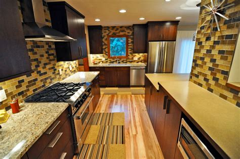 Most Popular Kitchen Cabinet Color wisconsin 70s ranch welcomes the new century