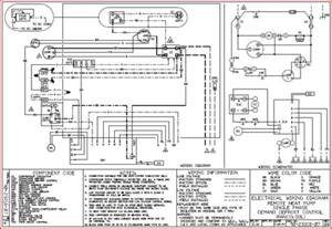 heat wiring diagram schematic