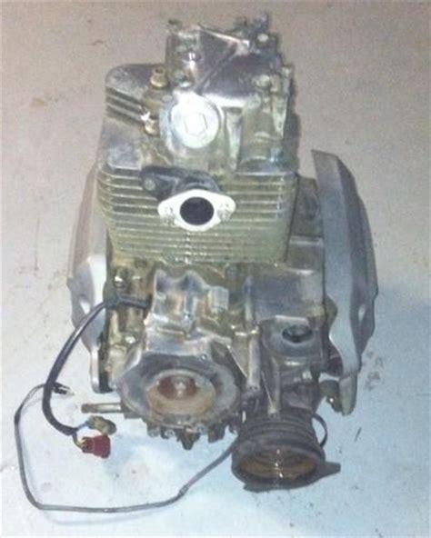 purchase honda recon  trx  complete running engine motor trx  motorcycle  myakka