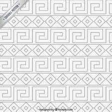 cenefas geometricas resultado de imagen para dibujos de cenefas grecas