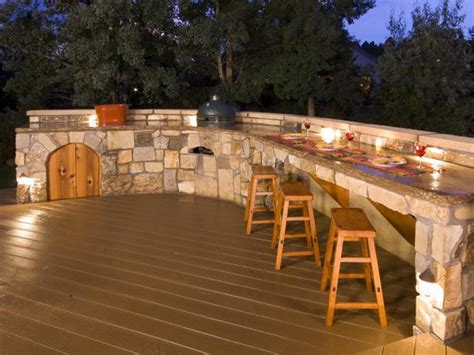 Patio Bar Pictures And Ideas Patio Bar Designs