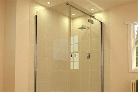 Bathroom Glass Options Glass Has Options For A Frameless Shower Glass