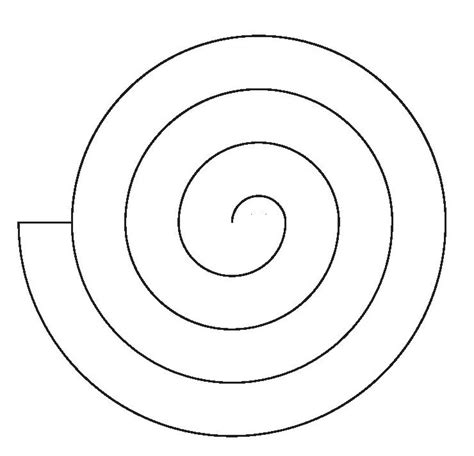 spiral template make easy paper jewellery with your infobarrel