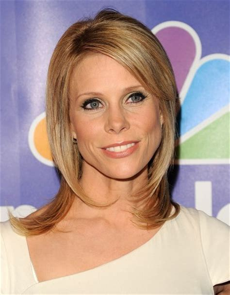 straight medium length hairstyles 2013 cheryl hines medium length hairstyles for straight hair