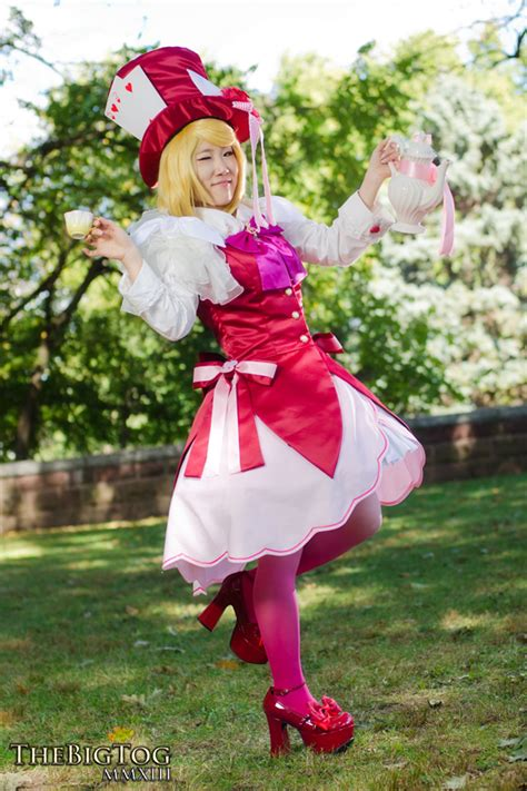 lambert len vocaloid mad hatter rin cosaru photo gallery