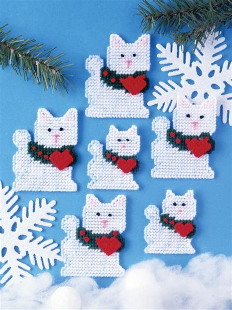 best of the west christmas ornaments plastic canvas kit 286 best plastic canvas images on plastic canvas patterns canvas and plastic canvas