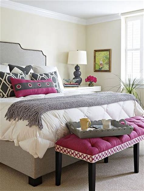 neutral bedroom with pops of color how to introduce a pop of color in your neutral bedroom