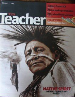 times educational supplement jobs section rivverun native americans