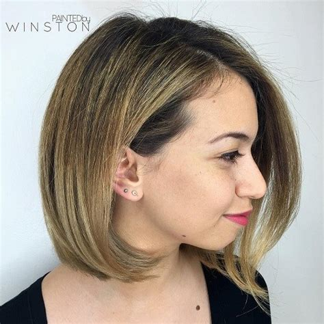 best bob haircut for large jaw min hairstyles for hairstyle for chubby cheeks hairstyles