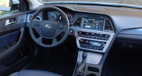 Hyundai Sonata Interior Dimensions by 2018 Hyundai Sonata Hybrid Release Date Specs Price