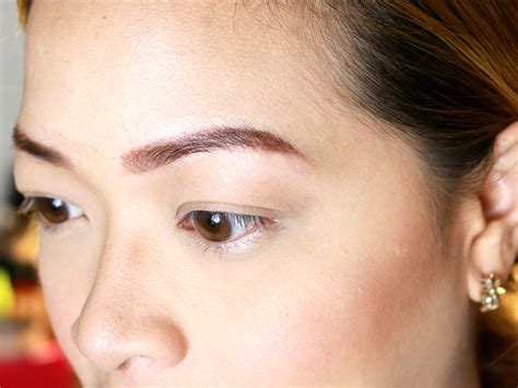how to our how to make your eyebrow hairs instead of curly 12 steps