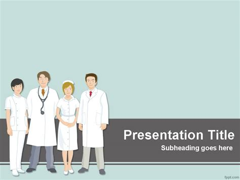 free healthcare medical powerpoint templates free ppt