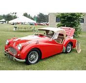 1957 Triumph TR3 Image Photo 28 Of 36