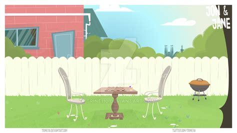 Bedroom Prints Garden Animation Background By Trine110 On Deviantart