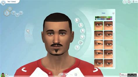 sims trey songz the sims 4 celebrity trey songz youtube